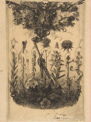 Baudelaire's_Les_Fleurs_du_Mal